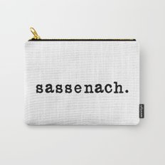 Sassenach. Carry-All Pouch