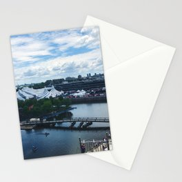 Old Port Montreal Stationery Cards