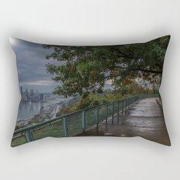 West End Overlook Rectangular Pillow