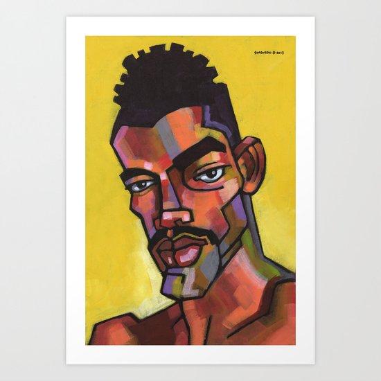 Rocco Art Print
