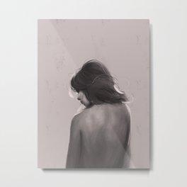 Aegirine I. Metal Print
