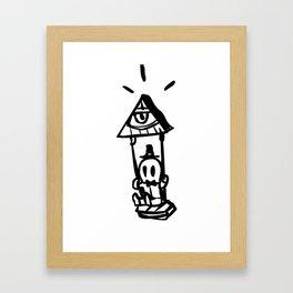 swig Framed Art Print