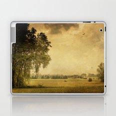 Prairie Field Laptop & iPad Skin