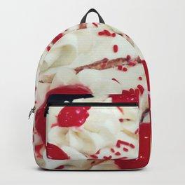 cherry cake Backpack