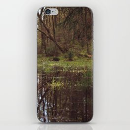 Forest Swamp iPhone Skin