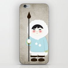 Eskimo iPhone & iPod Skin