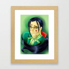 Butler Grell Colour Challenge Framed Art Print