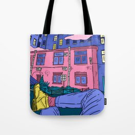 Unstopable Tote Bag