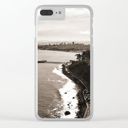 # 289 Clear iPhone Case