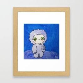 Moonkhin 2 (lavender tranquil) Framed Art Print