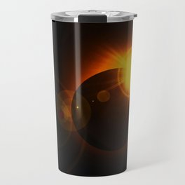 Total  Eclipse Astro Photography Travel Mug