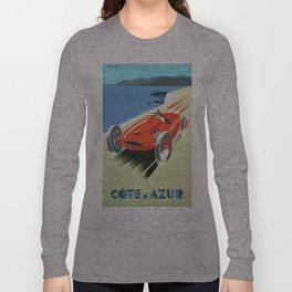Cote d'Azur Speeder Long Sleeve T-shirt