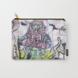 Better Than Toast Woman Carry-All Pouch