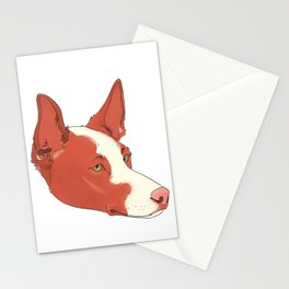 Ibizan Hound Stationery Cards
