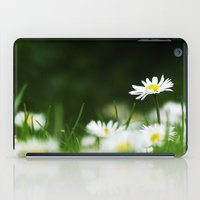 daisies iPad Cases featuring Daisies by Nathalie Photos