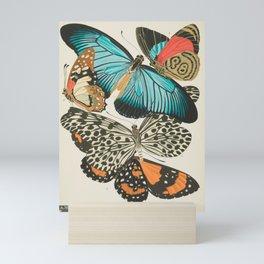 Butterfly Print by E.A. Seguy, 1925 #2 Mini Art Print