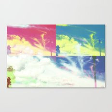 Cloud Magic Canvas Print