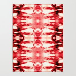 Tie-Dye Chili Poster
