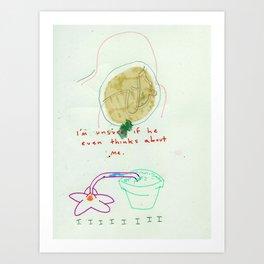 IIIIIIII, Art Print