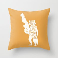 What's a Raccoon? Throw Pillow