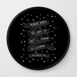 Light [White] Wall Clock