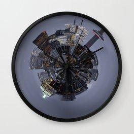 Toronto Canada Wall Clock