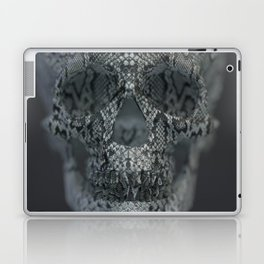 Snake Skull Laptop & iPad Skin