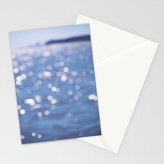 Indigo Sea Stationery Cards