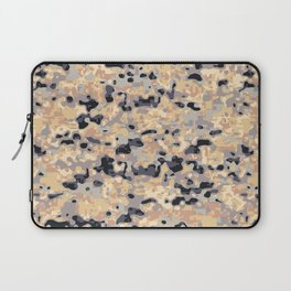 Post Combat Debris Camo Laptop Sleeve