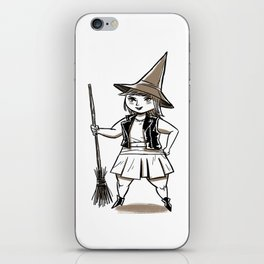 Witchster iPhone Skin