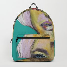 Bea Turquoise Backpack