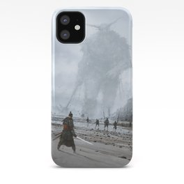 stranger in a strange land iPhone Case