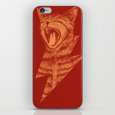 Get Out Of My 9th Life iPhone Skin