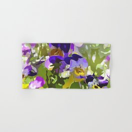 flower meadow Hand & Bath Towel