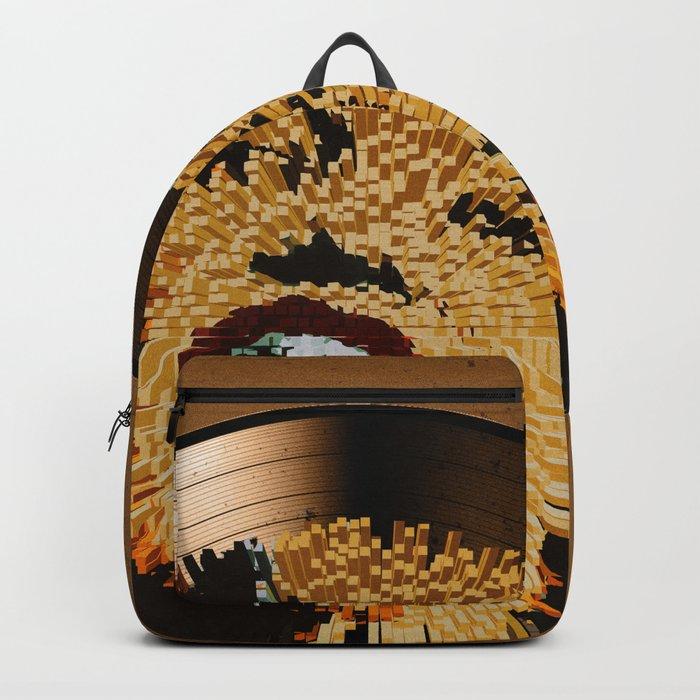 Vinyl No.4 Backpack