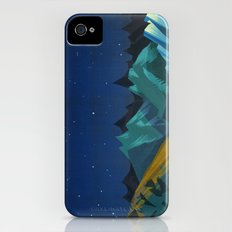 Blue Mountains Slim Case iPhone (4, 4s)