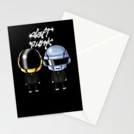 Daft Robots Stationery Cards