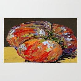 heirloom tomato Rug