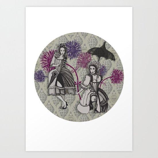 Bo Peep Art Print