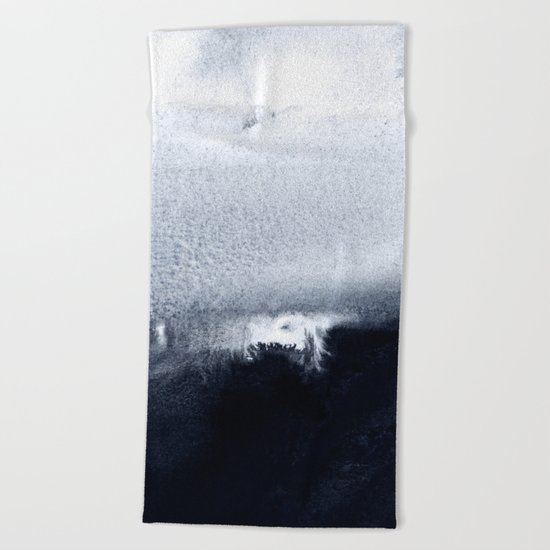 into the deep 2 Beach Towel