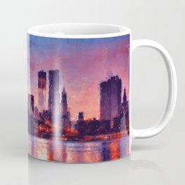 New York at Night Coffee Mug