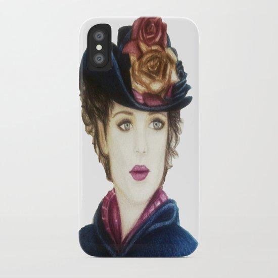 Irene Adler iPhone Case