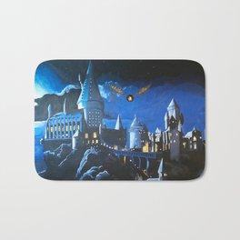 Gogwarts Bath Mat