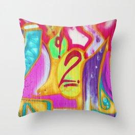 WALL-ART-021 Throw Pillow