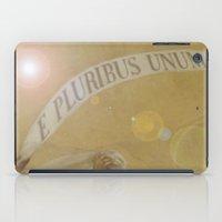 washington dc iPad Cases featuring Washington, DC by Penzance of Palmer