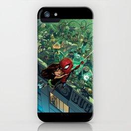 Lil' Spidey iPhone Case