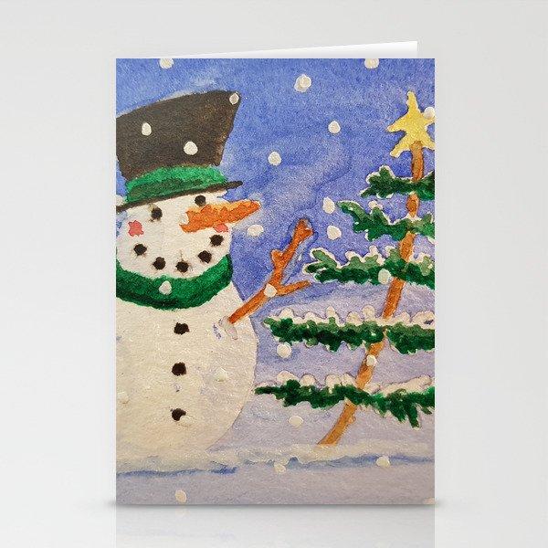 A Joyful Christmas Stationery Cards