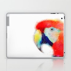 The Articulate - Parrot Laptop & iPad Skin