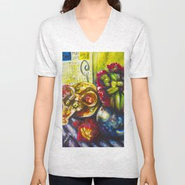 Cunning Shithouse Rat Unisex V-Neck