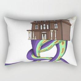 Dark House Rectangular Pillow